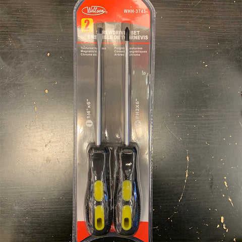 Screwdriver Set 2PK