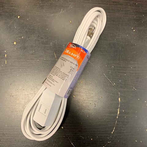 Extension Cord 3M / 9.84 FT Indoor