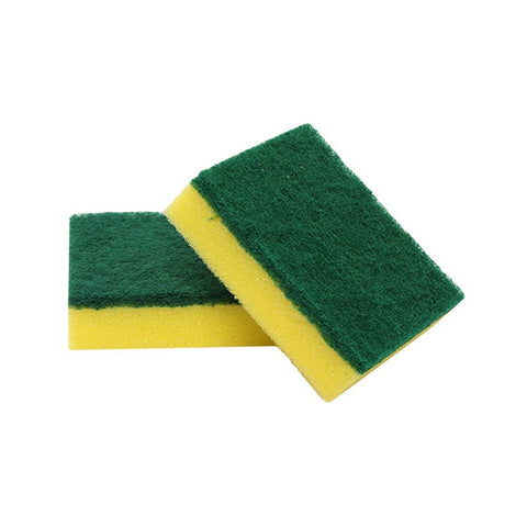 Foam Backed Scourers 12 PK