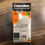 Light Bulbs Camelion Compact Fluorescent Lamp 23W 1PK