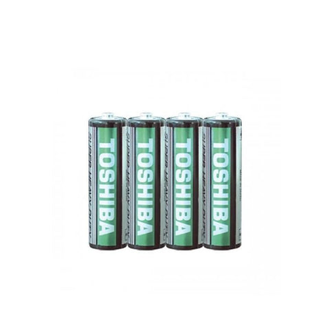 TOSHIBA AA Heavy Duty Battery 4PK