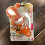 Stainless Steel Peeler with Plastic Handle