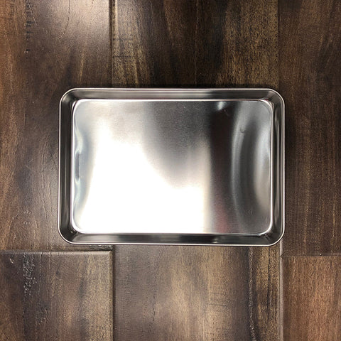 Stainless Steel Tray 21x15cm