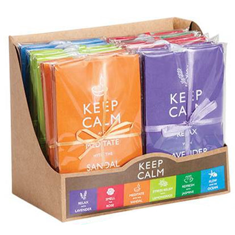Keep Calm Incense Pad 3PK