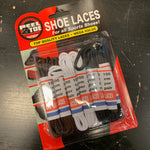 Shoe Laces 100cm per pair 6 PACK