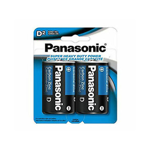 Panasonic D Super Heavy Duty Battery