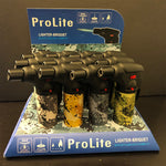 ProLite Lighter/Torch with Jet Flame