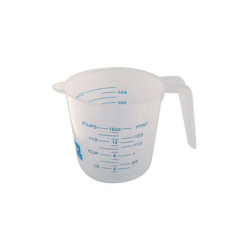 PLASTIC MEASURING CUP - 2 CUPS