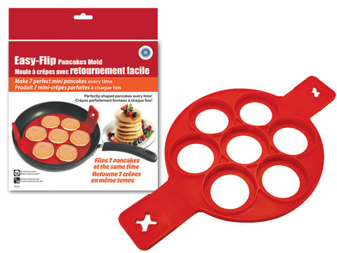 FLIPPING PANCAKE MOLD