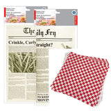 "BASKET LINER/FOOD WRAPS 12x12"" 12PK"
