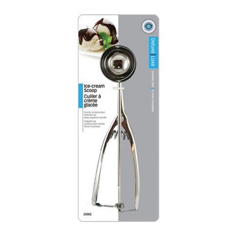 Stainless Steel DELUXE ICE-CREAM SCOOP