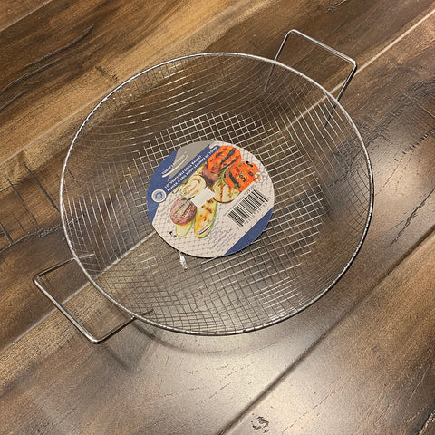 "10"" VEGETABLE GRILL BASKET"