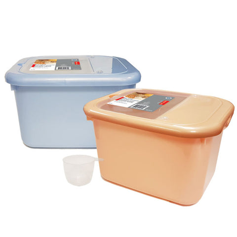 DRY FOOD STORAGE CONTAINER W/LID