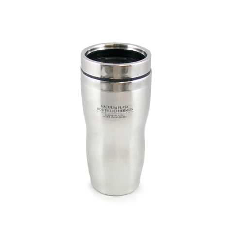 STAINLESS STEEL TRAVEL MUG - 500ML