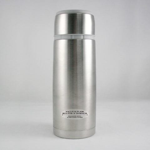 STAINLESS STEEL VACUUM FLASK - 1L