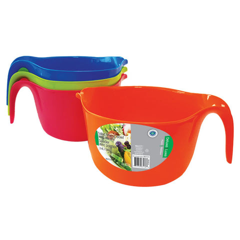 MIXING BOWL W/ HANDLE - 3.4L