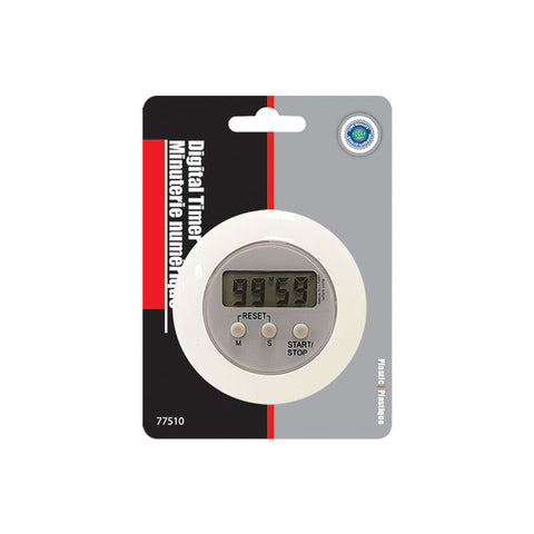 DIGITAL TIMER with Clip