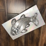 Stainless Steel Fish Shaped Mold Set