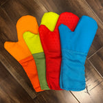 Silicone Heat Resistant Glove