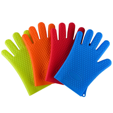 Silicone Heat Resistant Glove one piece