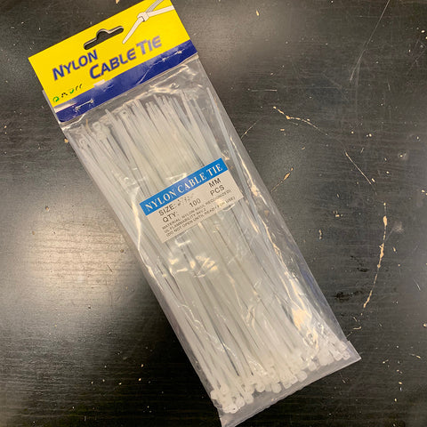 Cable Ties 100pcs