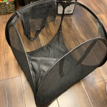 Foldable Mesh Hamper