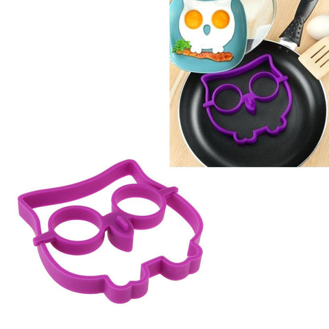 Silicone Series Egg Ring Owl