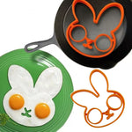 Silicone Series Egg Ring Rabit