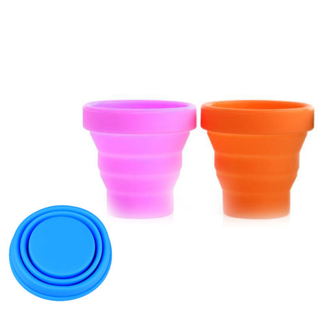 Silicone Foldable Travel Cup
