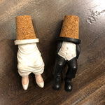 Vintage Series Wine Cork HIM/HER