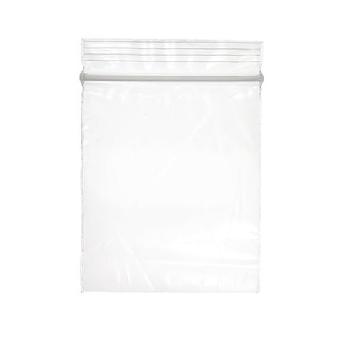 Zip Clear Bag 4x6