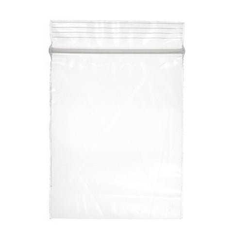 Zip Clear Bag 5x8