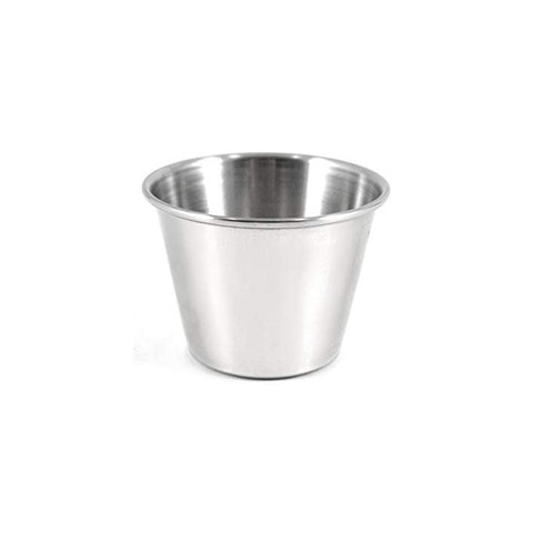 Stainless Steel Sauce Cup 4oz