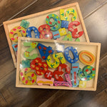 Wooden Toys Numbers