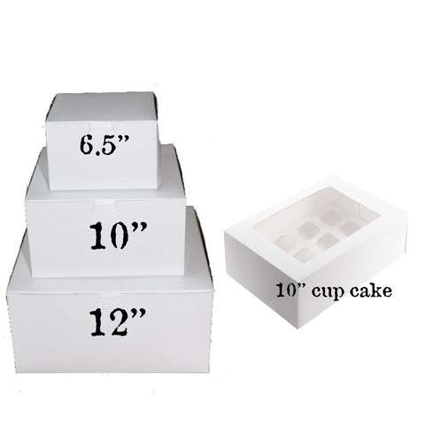 Assorted Cake Box