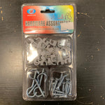 Assorted Screws Hook Screw Hook Set
