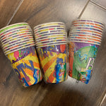 Paper Cup 9 oz Happy Birthday 10 PK