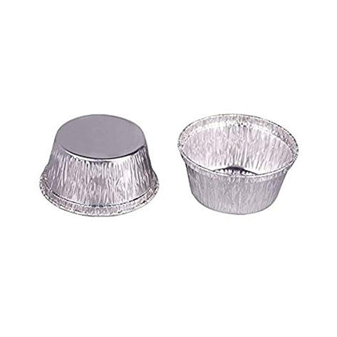 Silver foil Baking Cup 2 3/4""