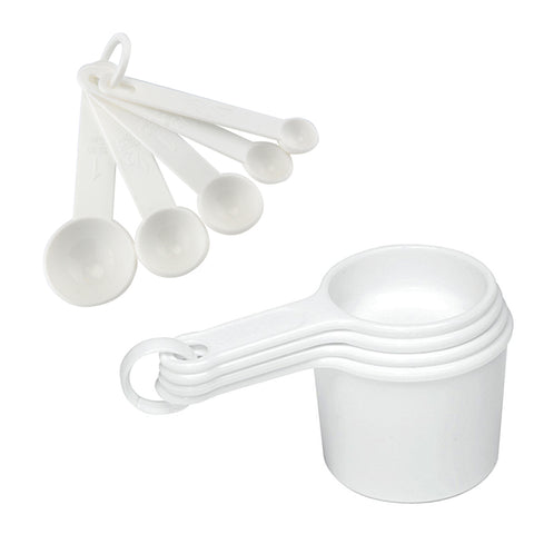 PLASTIC MEASURING SPOON/CUP Value Pack