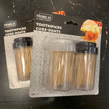 TOOTHPICK W/HOLDER SET OF 2