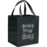 "$1.99 Reusable Grocery Shopping Bag 15x8x15"" with 22"" Handle"