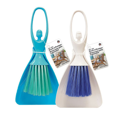 MINI BRUSH WITH DUSTPAN SET