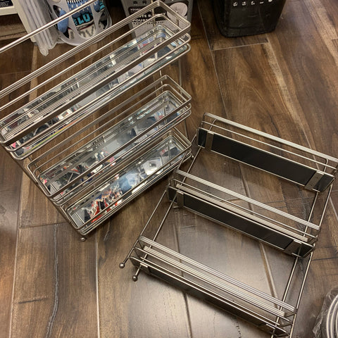 Stainless Steel Rack Holder 15 x 11.5""