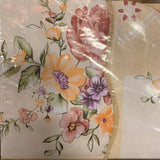 Table Cloth Oblong 54 x 72""