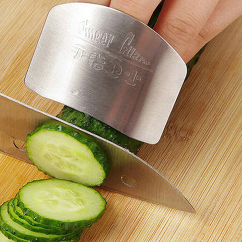 Stainless Steel Safe Cook Finger Protector