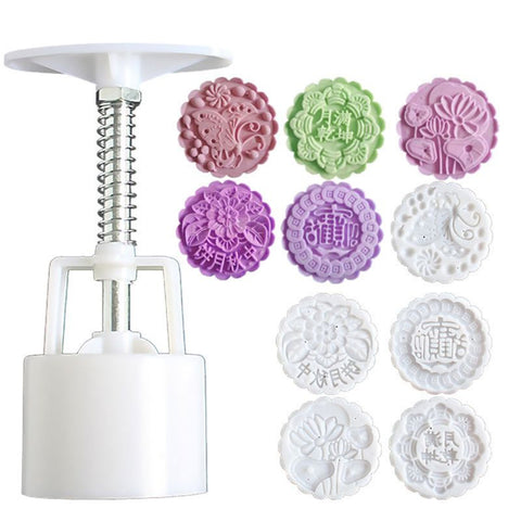 Moon Cake Maker Set 125g - Quotes