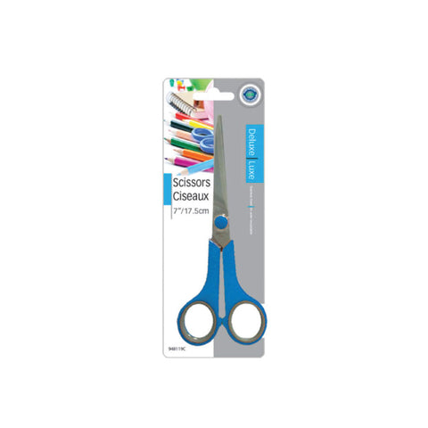 STAINLESS STEEL SCISSORS 7IN