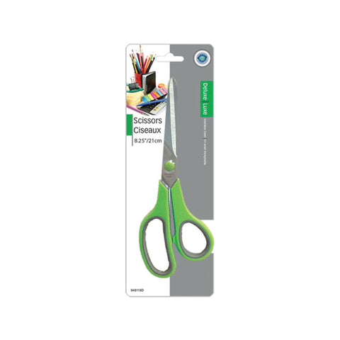 STAINLESS STEEL SCISSORS 8.5IN