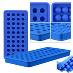 Silicone 40 Cavity Round Ball Mold 24x12x2cm
