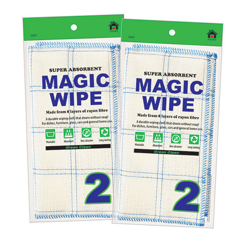 MAGIC WIPES SET OF 2